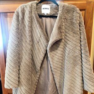 BB Dakota Faux Fur Coat